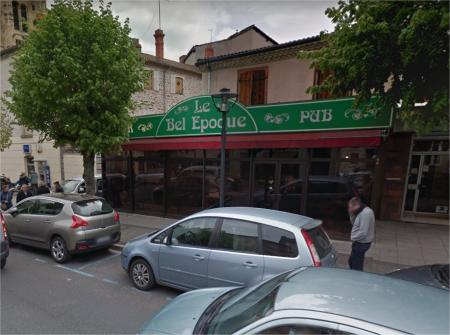 Le bel Epoque (Bar pub sanck) 140m² - A VENDRE - 3 bvd sully - Ambert (63600)