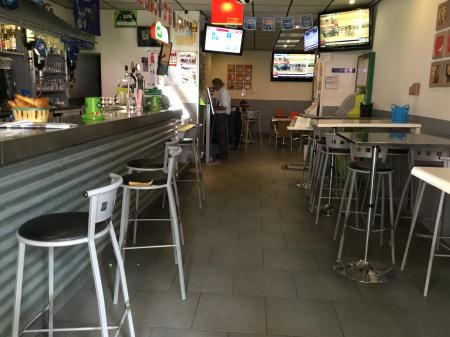 Le yearling (Bar pmu fdj) 90m² - A VENDRE - péristyle du gravier - Agen (47000)