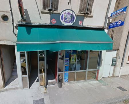 Aux Ballons (Bar presse multi-services) 100m² - A VENDRE - 43 ave de verdun - briennon (42720)