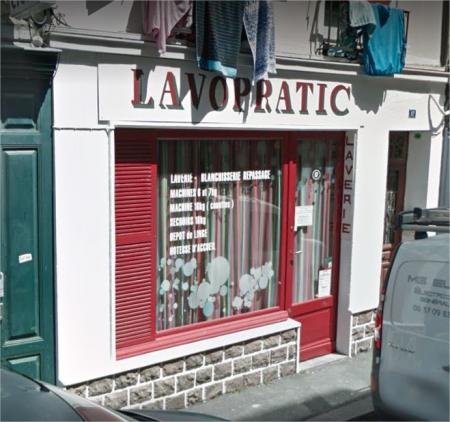LAVOPRATIC (Laverie repassage) 47m² - A VENDRE - 57 rue bourgneuf - Bayonne (64100)