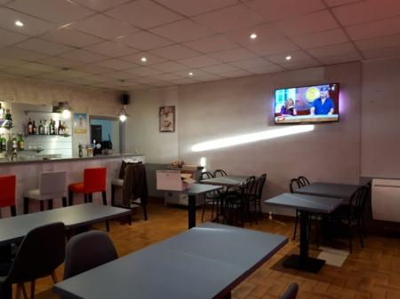 Le Tim's kfé (Bar, snack) 110m² - A VENDRE - 130 avenue du midi - charols (26450)