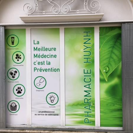 Pharmacie Huynh (Pharmacie) 60m² - A VENDRE - 9 cours victor hugo - bordeaux (33000)