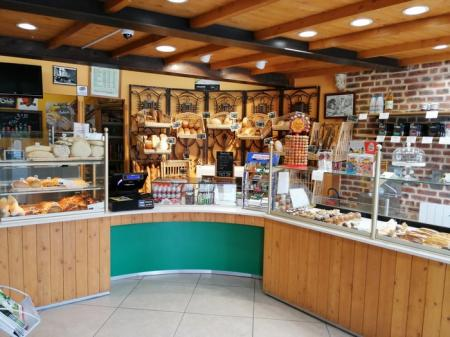 Richard Caron (Boulangerie- pâtisserie-sandwicherie) 240m² - A VENDRE - 9 grand place - Steenvoorde (59114)